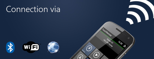 remote control blackberry from android